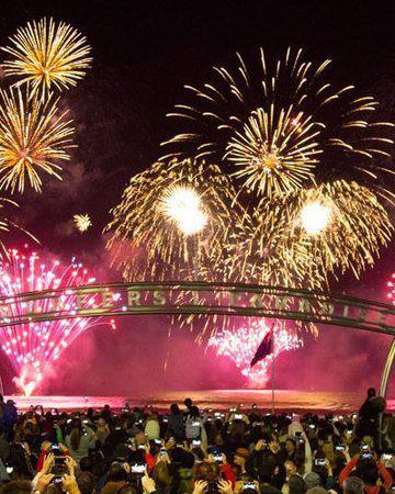 SeaFire 2019 - International Fireworks Competition